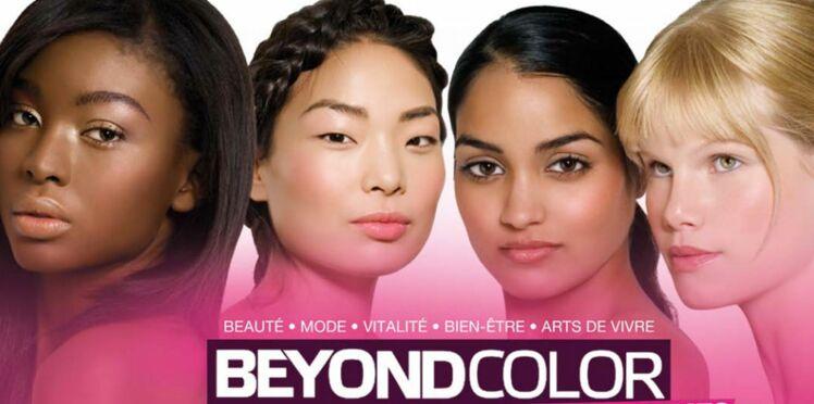 On court au Salon Beyond Color