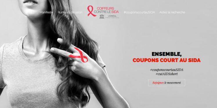 Coiffeurs contre le sida : l'opération solidaire L'Oréal Professionnel