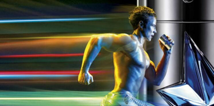 L'athlète Oscar Pistorius devient l'égérie du parfum A*Men de Thierry Mugler