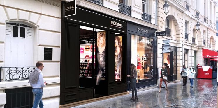 L'Oréal Paris ouvre sa première boutique