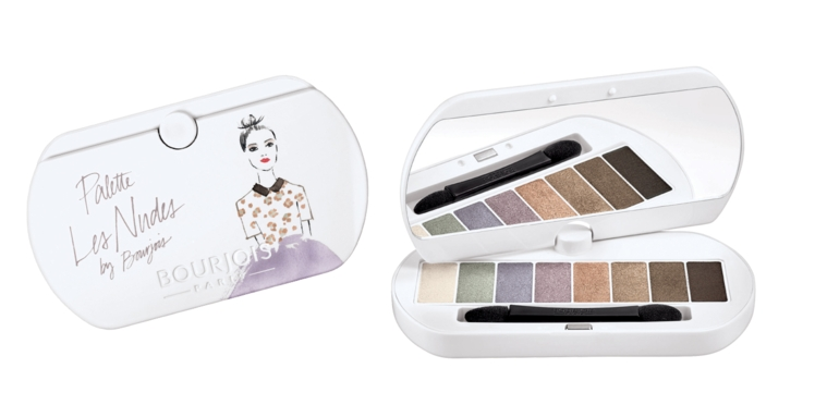 Make-up : on adore les nuances de cette palette pour les yeux