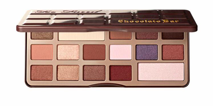 À découvrir : un maquillage tout chocolat !