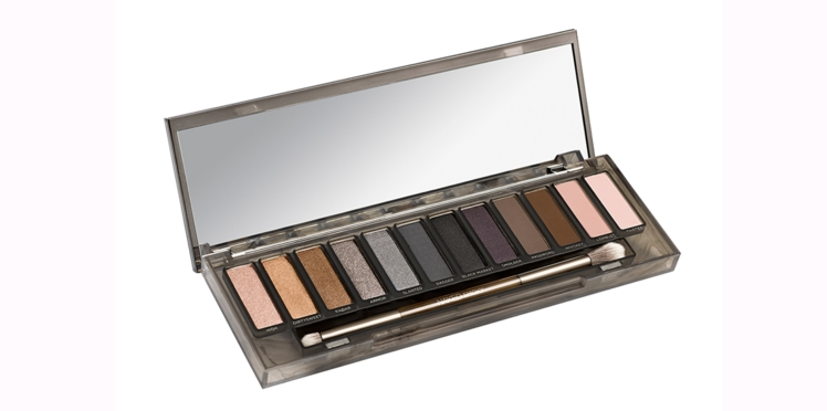 La palette Naked Smoky, on craque ou pas ?