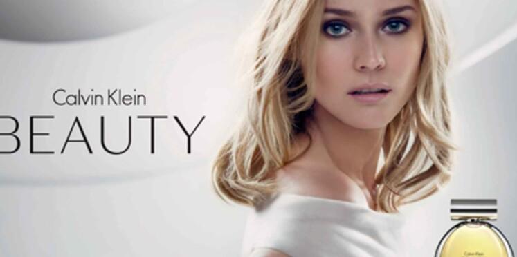 Une nouvelle fragrance féminine pour Calvin Klein
