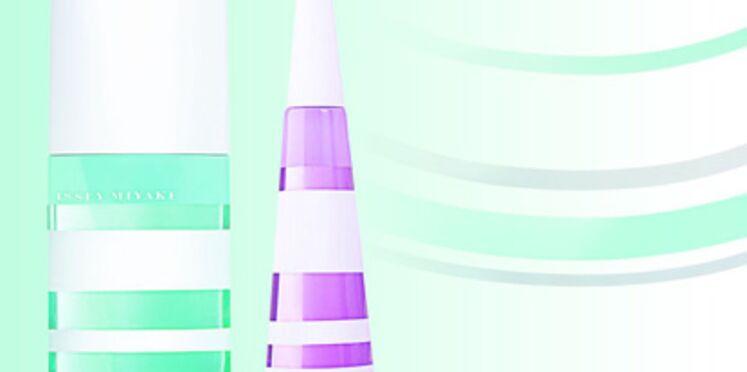 Les parfums d'Issey Miyake adoptent les couleurs de l'été