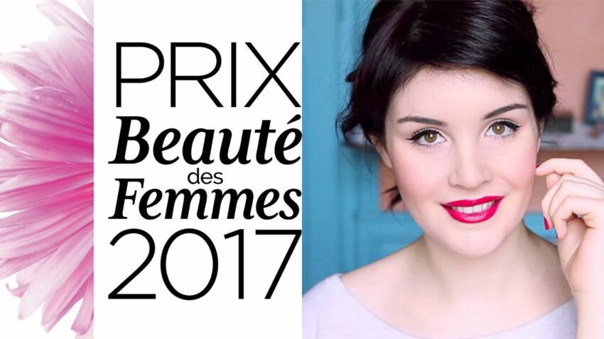 Participez au prix Beauté des Femmes 2017 par Femme Actuelle