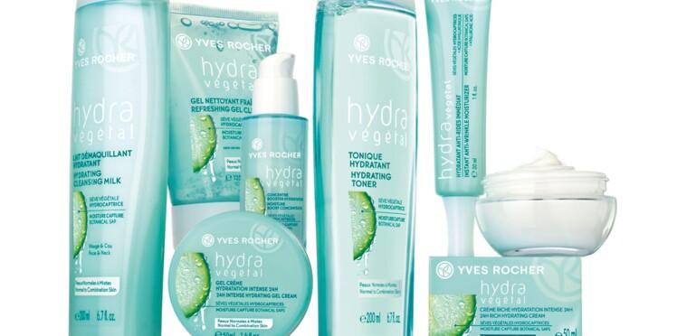 Gagnez des produits hydratants