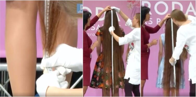 Raiponce 2017 : quelle femme a les plus longs cheveux du monde