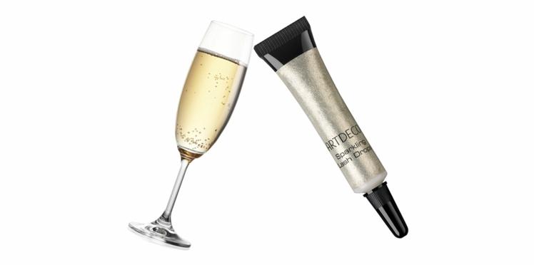 Maquillage du nouvel an : Osez la golden touch !