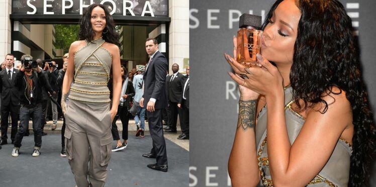 Rihanna lance son nouveau parfum !
