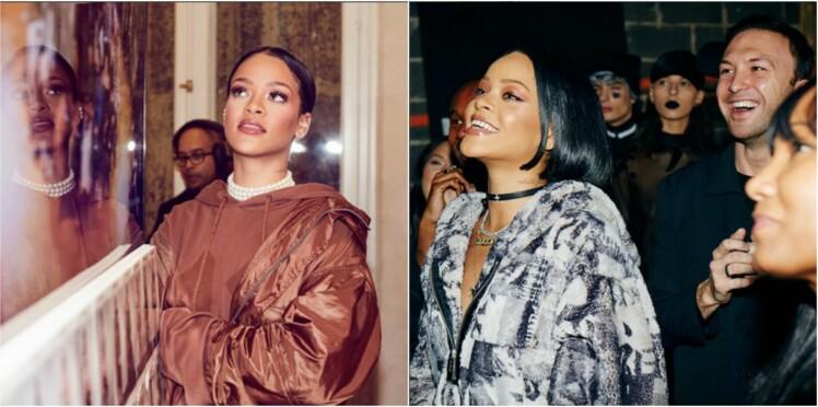 Rihanna se lance dans le make-up et fait le buzz