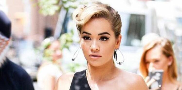 Repérée sur Instagram : la coque glamour de Rita Ora