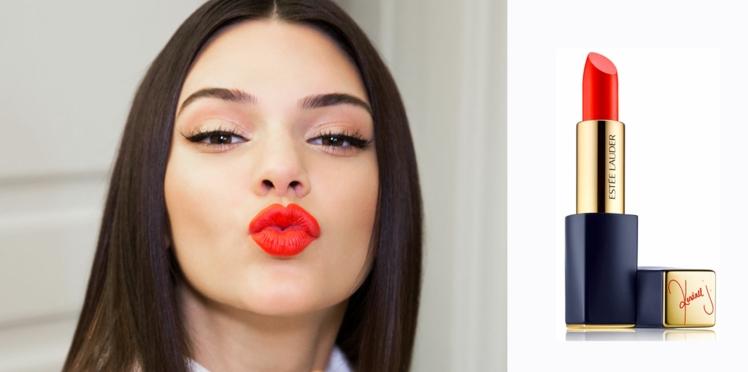 Un rouge à lèvres signé Kendall Jenner
