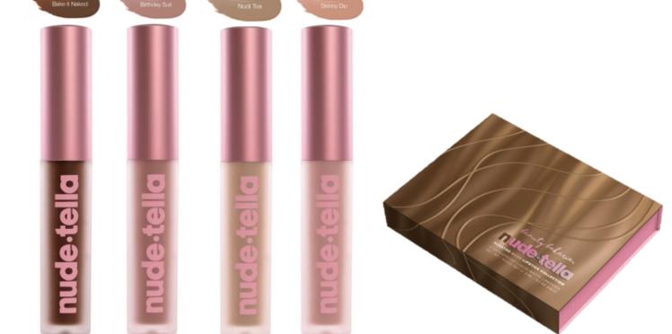 Craquez pour les rouges à lèvres Nutella !