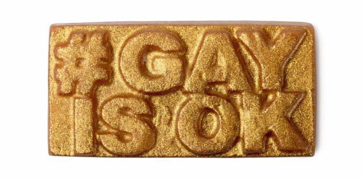 Un savon engagé contre l'homophobie
