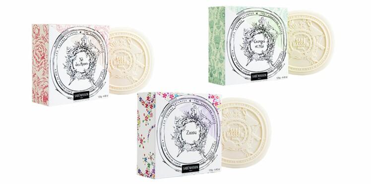 A découvrir : les savons parfumés de Sabé Masson