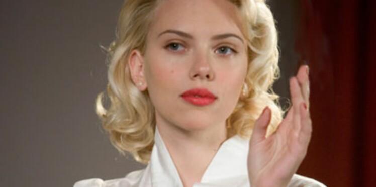 Scarlett Johansson, femme la plus sexy