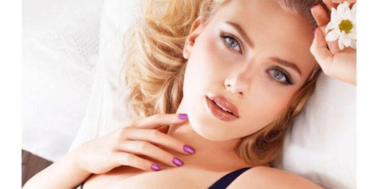 Scarlett Johansson, visage de la nouvelle campagne D&G