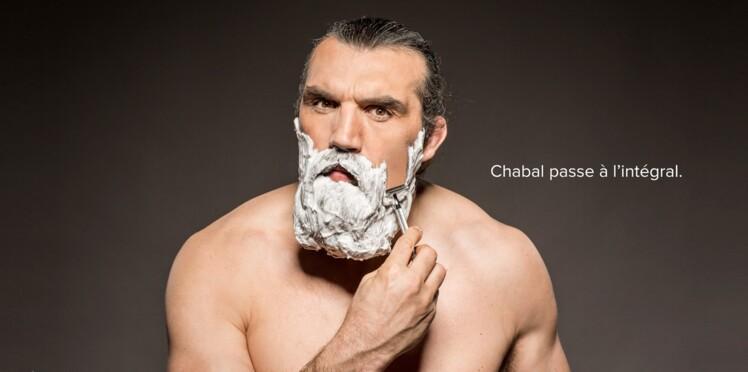Sébastien Chabal, nouveau visage de Dépil Tech