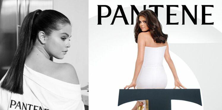 Selena Gomez est la nouvelle égérie Pantene