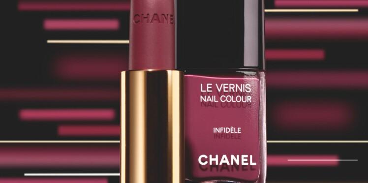 """Chanel présente une série de """"twin-sets"""" inédits pour la Vogue Fashion Night"""