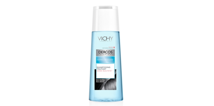 J'ai testé un shampooing pour cuir chevelu sensible