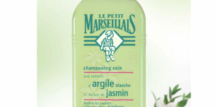 Des cheveux tout légers avec Le Petit Marseillais