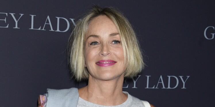 Photo – Sharon Stone, 59 ans, affiche un corps tonique et ultra sexy en bikini