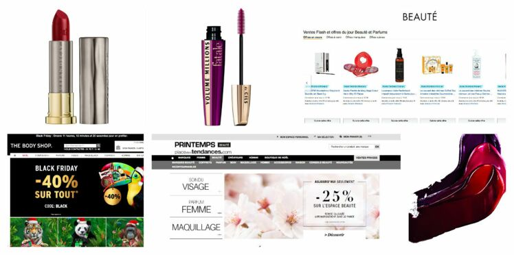 Shopping beauté : profitez des bons plans du Black Friday !