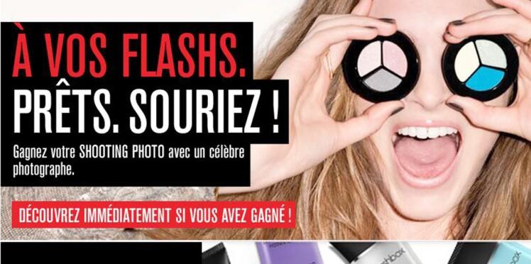 Smashbox sillonne la France pour prodiguer ses conseils make-up aux femmes