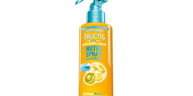 J'ai testé le spray futé pour cheveux secs