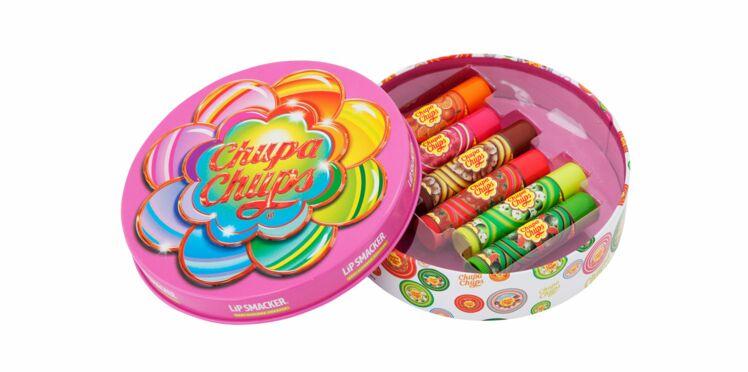 Sticks lèvres Chupa Chups... à consommer sans modération !