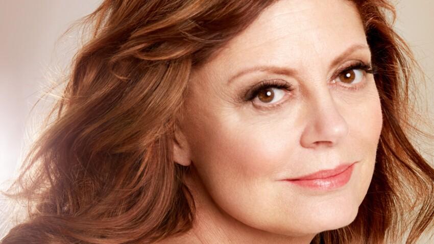 La nouvelle égérie L'Oréal Paris est… Susan Sarandon !