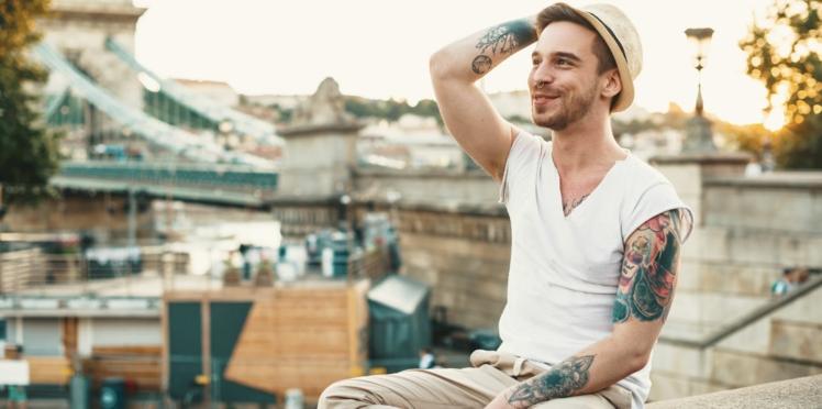 Tatouage homme : les tendances 2018