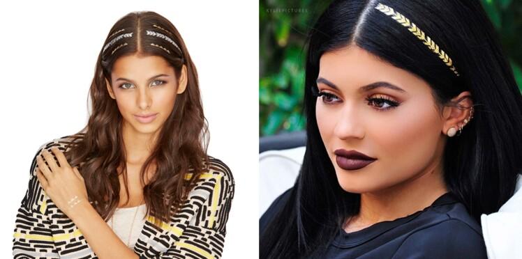 Les tatouages pour cheveux : le nouvel accessoire tendance