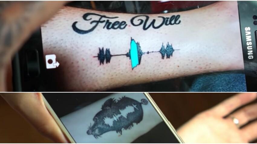 Tatouages sonores : la mémoire dans la peau