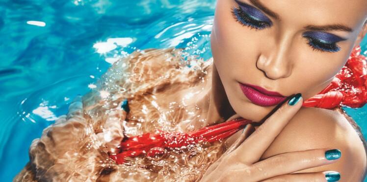 Cet été, on veut des ongles colorés et métallisés