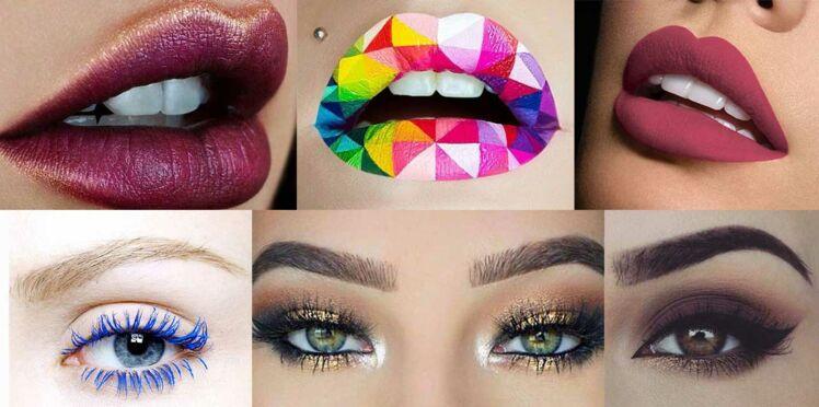 Automne 2017 : Découvrez les deux tendances make-up les plus recherchées sur Pinterest
