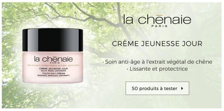 Testez la Crème Jeunesse Jour de La Chênaie