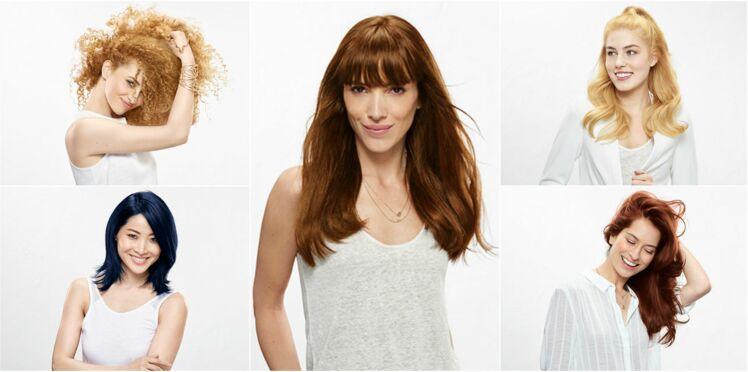 Cette semaine testez Color Me, coloration experte cheveux, avec Femme Actuelle Beauté Addict