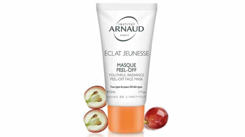 Cette semaine testez un Masque Eclat Jeunesse Institut Arnaud avec Femme Actuelle Beauté Addict