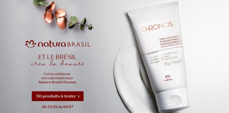 Testez la Crème Exfoliante Microdermabrasion Chronos