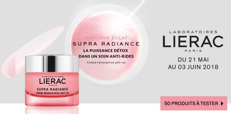 Testez la crème rénovatrice anti-Ox Supra Radiance de Lierac