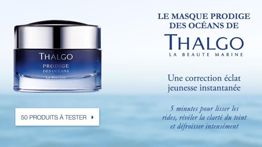 Testez le Masque Prodige des Océans de Thalgo