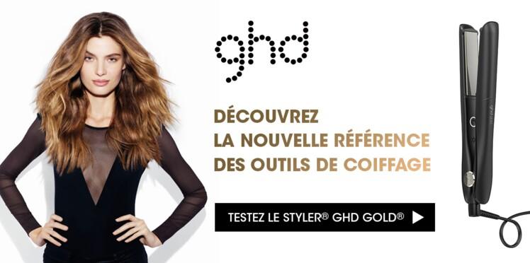 Testez le nouveau styler® ghd gold®