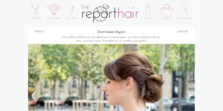 The Reporthair, le site 100 % cheveux qui recoiffe