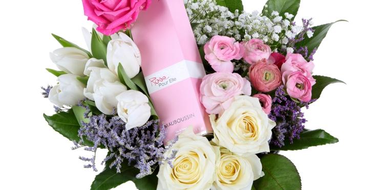 Un bouquet de parfum pour la Saint Valentin