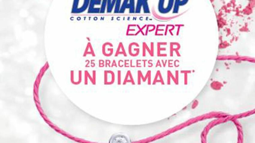 Bon plan : un bracelet avec un diamant à gagner !