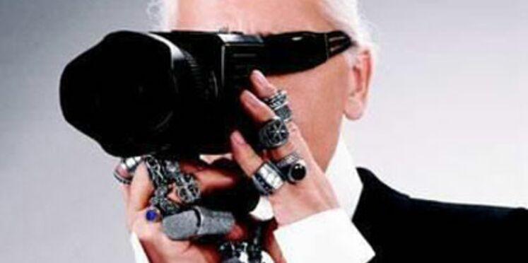 Karl Lagerfeld sortira un trio de parfums unisexe