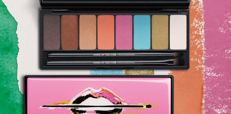 Une palette pour créer votre look !